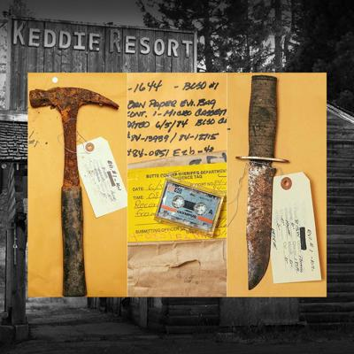 Cover art for Unsolved Mystery of the Keddie Cabin Murders
