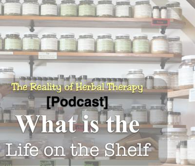 Cover art for What is the life on the shelf?
