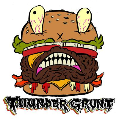 THUNDER GRUNT is a multi-show podcast about film, conspiracy theories, games and sex. It's art.