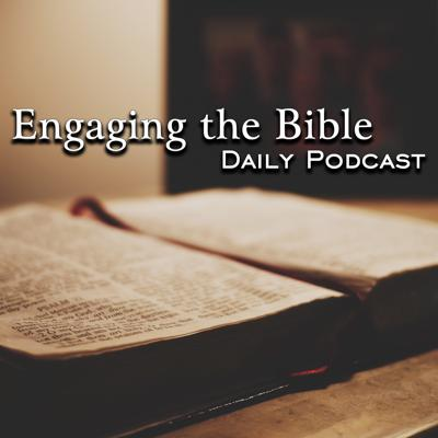 An aid to encourage daily Bible reading with daily thought prompts