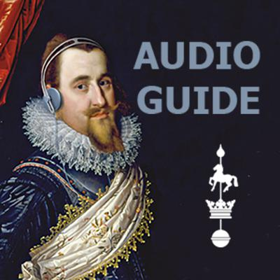 Audioguides to The Museum of Nationalhistory at Frederiksborg Castle, Denmark.