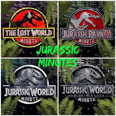 Reviewing the Jurassic Park Films one Minute at a time