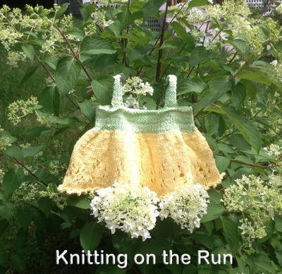 Knitting and running in 30 minutes or less