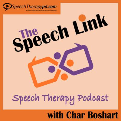 The Speech Link: A Speech Therapy Podcast