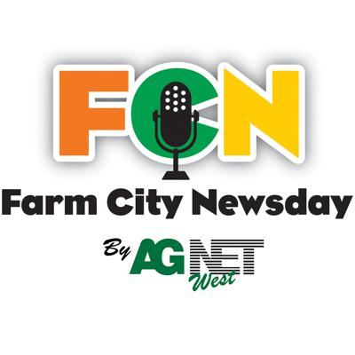 Get the latest local, state and national agriculture news in today's Farm City Newsday by AgNet West, hosted by Danielle Leal.