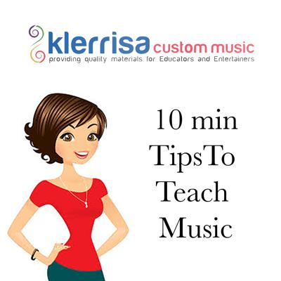 A music educational podcast designed to help teachers, students and people interested in learning a few more things about music theory, processes and the way music is structured. It comes with PDF or video support via my website Klerrisa Custom Music.