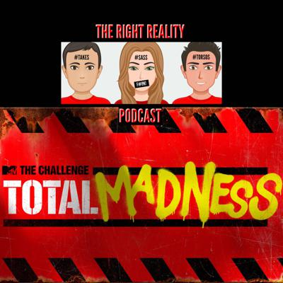 Podcast about MTV's The Challenge