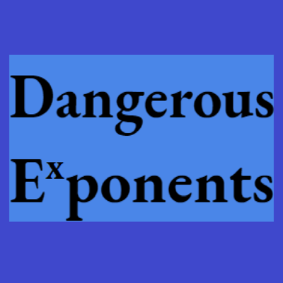 Dangerous Exponents: A Covid-19 Podcast