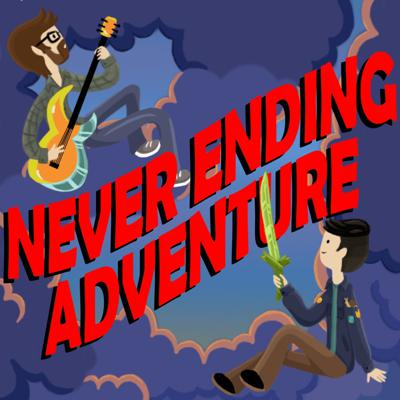 Never Ending Adventure: An Adventure Time Podcast