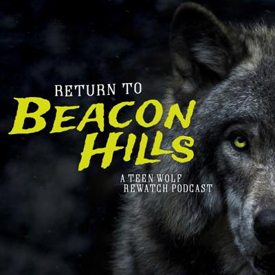 Return To Beacon Hills is a rewatch podcast of the hit MTV television show Teen Wolf. The podcast is hosted by Teen Wolf writer Will Wallace and his two best friends/fans of TW, Kate Colvin and Kalissa Mullis. Each week we will be talking about an episode of the show as well as interviewing people who worked on this amazing show!