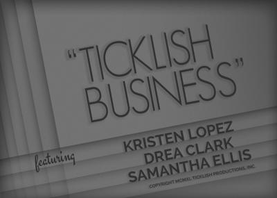 Devoted to the world of Old Hollywood, Ticklish Business looks at legendary films and iconic stars