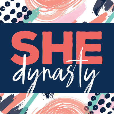 She Dynasty pronoun-noun / SHē dīnəstē /: An unstoppable force of ambitious women who turn their visions into realities. They inspire, mentor, and propel each other into ruling an initiative, business, field, or anything they set their mind to.  We've searched far and wide for some kickass women, and you've gotta hear their stories.