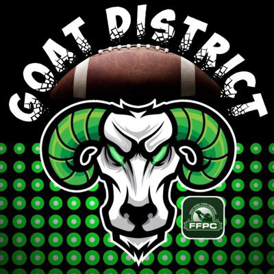 GOAT District Podcast Network Fantasy Football