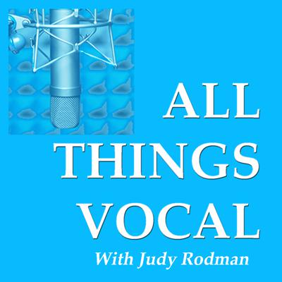 Professional vocal coach Judy Rodman shares tips and techniques for singing and speaking on stage and in the recording studio. For singers, speakers, vocal coaches and studio producers