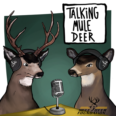 Talking Mule Deer is the official podcast of the Mule Deer Foundation and covers mule deer and black-tailed deer biology, hunting, and conservation issues. Hosted by Steve Belinda and Jodi Stemler, both passionate conservationist who bring a wealth of knowledge, humor and intrigue to mule deer conservation and help listeners underdstand what MDF does and what you can do to help mule deer.