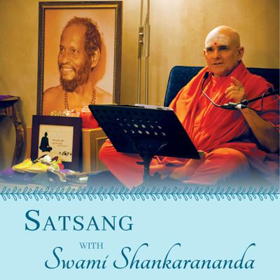 Cover art for Satsang with Swami Shankarananda: Notes From the Tea Shop - 1 August 2020