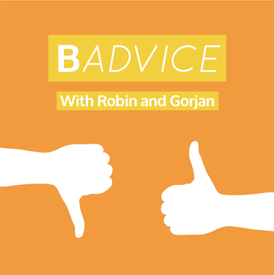 Robin and Gorjan sift through the internet's best advice columns and serve up some hot and spicy real talk.