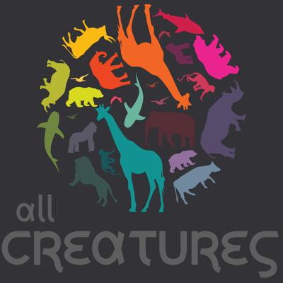 All Creatures covers a species a week, describing the animals natural history, physiology, behavior, mating strategies and more. We also interview conservation experts from around the globe sharing their incredible stories and how they fight for conservation of the planets most endangered animals.