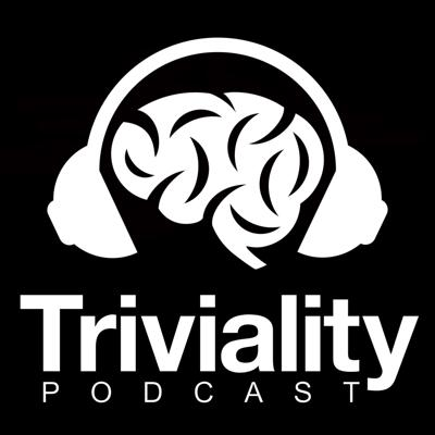 Triviality is a weekly pub trivia style game show where a lack of seriousness meets a little bit of knowledge. Join our hosts every Tuesday to play along with our fast-paced game or simply enjoy the clash of intellect and personalities. This is TRIVIALITY. Hosted by: Ken, Matt, Neal, and Jeff.