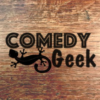 Comedy Geek Sketch Podcast