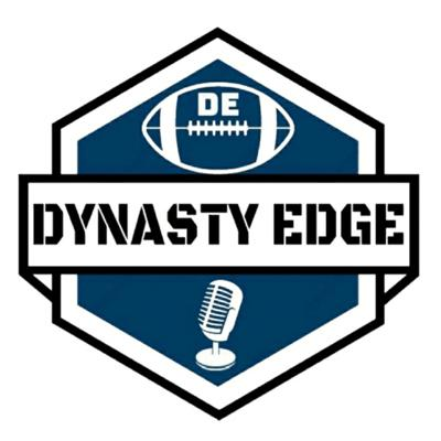 Dynasty Podcast co-hosted by @DFF_Maverick and @Dynasty_Case giving you the edge on the latest news for all things Dynasty Football.