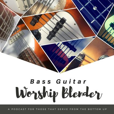 A podcast for the church bass guitarist that features commentary, interviews, product reviews, discussion, instructional content, and Biblical principles.