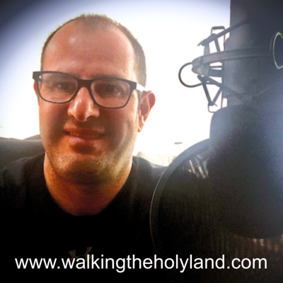 Israel - Walking The Holy Land - Your Tour Guide Andre Moubarak