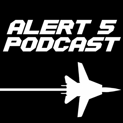 The Alert 5 Podcast brings you the latest news of your favorite combat flight simulators. We will discuss the history, knowledge, and tactics of old and modern air combat. We welcome you and your feedback!