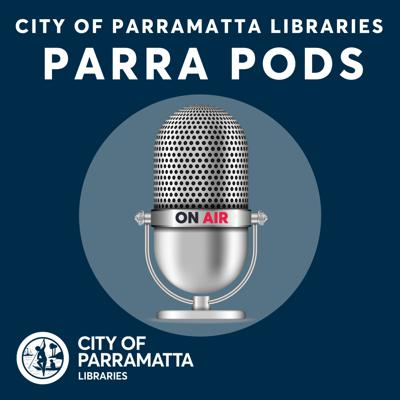 """Parra Pods"" is City of Parramatta Libraries newest, most  innovative voice.  We will be reviewing books, DVDs, documentaries, magazines and music. Feature staff picks, award winning books, special events, author interviews & guest speakers discussing topics of interest to our Library members.  We want to keep you informed about all things books, DVDs, music, reading and libraries. And have some fun along the way. Hope you can join us!"