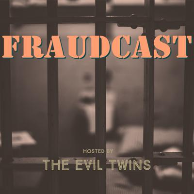 The podcast about fraud, Fraudcast tells fascinating true stories about famous crooks, con artists, scammers, and swindlers.