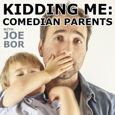 Award winning comedian and parent Joe Bor interviews a range of other comedians and parents. We hear how the comedians and parents cope with juggling work and family and get some valuable tips on parenting and comedy.