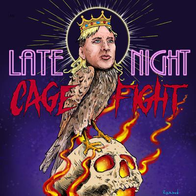 Late Night (Nic) Cage Fight