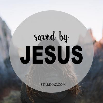 Saved by Jesus