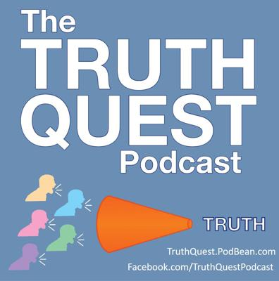 The Truth Quest Podcast is a treasure map to the truth in the arenas of politics, public policy, economics and Christianity.