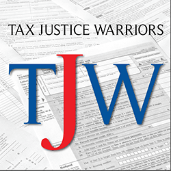 A podcast that focuses on tax controversy, Low Income Taxpayer Clincs (LITCs), educating the public, news and interviews about taxes.