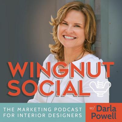 The marketing and business podcast for interior designers, architects, decorators, stagers, influencers and creatives. Hosted by Darla Powell and Natalie Grafe.