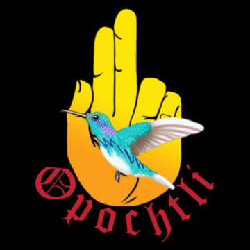 This podcast is has various comedic, interesting, & entertaining topics but my goal is to focus on the history of the Indigenous people of the American continent that was lost or stolen from history or hardly ever talked about. Opochtli is also known as the 'Left Handed One' or 'He who divides the Waters' in Nahuatl which is the Aztec's native language.