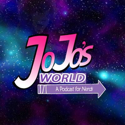 Jojo's World is a fortnightly Jojo's Bizarre Adventure recap and discussion podcast. Each episode, Jojo superfan Liam S. Smith is joined by newcomer and music-nerd, Nick Ballantyne to watch an episode and have an unscripted, largely coherent discussion of its influences, references and basically anything else that seems interesting.