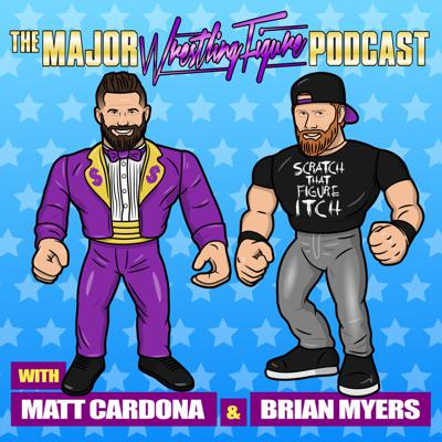 Join Matt Cardona (Former WWE Superstar Zack Ryder) and Brian Myers (Former WWE Superstar Curt Hawkins) as they talk about one of their favorite hobbies, collecting wrestling toys! Each week listen to two of the most prolific figure collectors chat about the latest news, upcoming releases, toy history, vintage collecting and much more!