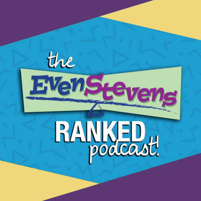 A nostalgia podcast dedicated to the Disney Channel original series Even Stevens! Hosted by Brittany Butler and Ethan Brehm, two super-fans of this underrated TV gem. They're also probably the only two people on the planet who have each taken the time to rank all 65 episodes from worst to best. Listen as they review the series from beginning to end and discuss their contrasting lists along the way, interview cast & crew, read messages from listeners and talk all things Even Stevens!