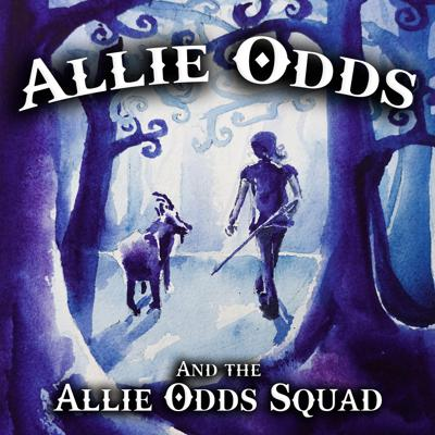 Alongside goats, bandits, stinky cheese and Wedgies of the Soul, Allie Odds and her friends guide us through a mystical world where shadow and light swirl about each other in a dance of bravery, sincerity, and love.