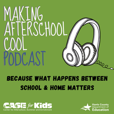 Making After-School Cool Podcast