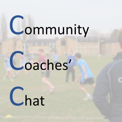 Chats about coaching with people involved in community sport.