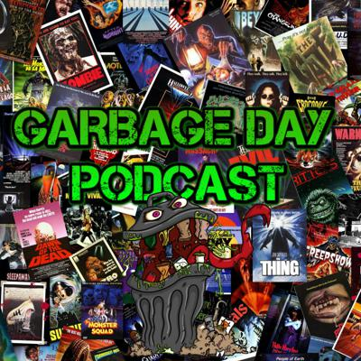 We are two friends who like to watch bad movies and talk about them. Join us for GARBAGE DAY!