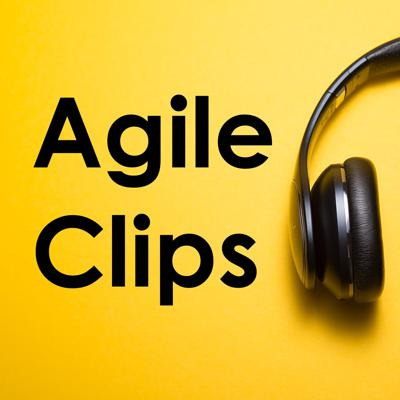 Welcome to Agile Clips where coaches Santosh Kolhatkar and Steve Sanoff break down Agile into manageable pieces, from changing organizational culture to best practices at the team level.
