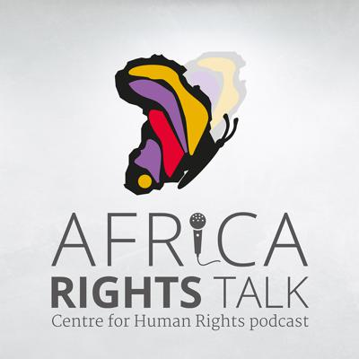 Conversations on human rights. A Centre for Human Rights podcast series. Hosted by Tatenda Musinahama.