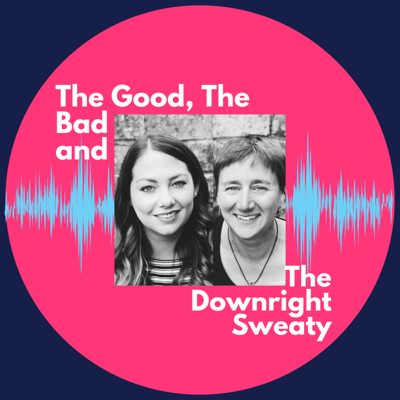 Join us, Diane Danzebrink and Sophie C as we talk frankly and openly about all things menopause on our podcast, The Good, The Bad & The Downright Sweaty.