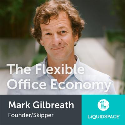 Join host Mark Gilbreath for The Flexible Office Economy, a thoughtful and thought-provoking podcast featuring candid conversations with innovators and leaders from across the Flexible Office Economy.