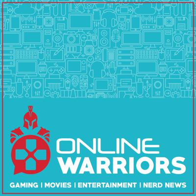 The Online Warriors was founded in 2017 as a way for 3 best friends to keep in touch and discuss their interests, focusing on movies, gaming, technology and entertainment. Each week we cover the latest news and then go hands on with trivia and personal reviews. Check out a new episode every Wednesday!