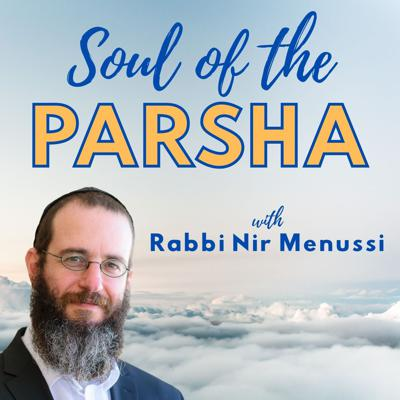Delve into the depth of the weekly portion with Rabbi Nir Menussi